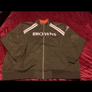 Men NFL throwback jacket